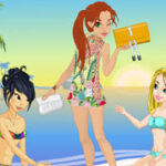 Play Game Summer Time