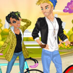 Play Game Ride Your Bike Together