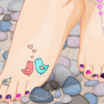 Play Game Decorate Your Feet