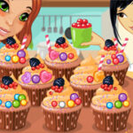 Play Game Cupcakes for Charity