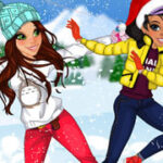 Play Game Snowball Fight