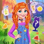 Play Game Annie's Enchanted Lemonade Stand