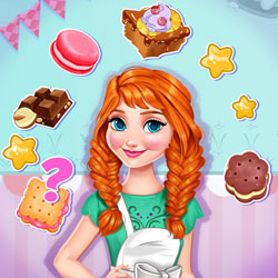 Play Game Annie's Handmade Sweets Shop