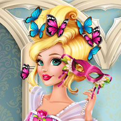 Play Game Audrey Venice Carnival Fashion