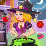 Play Game Audrey's Spell Factory