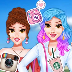 Play Game Beauty #Fun Photography