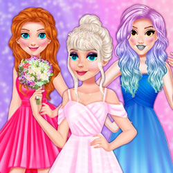 Play Game Beauty Makeover: Princess Wedding Day