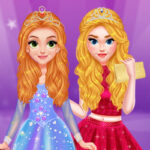 Play Game Beauty Makeover: Princesses Prom Night