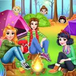Play Game Camping School Trip
