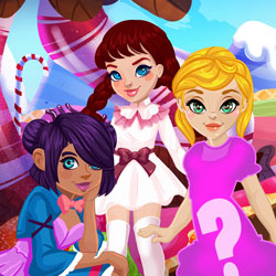 Play Game Candy Land Dreams