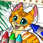 Play Game Color Me Pets
