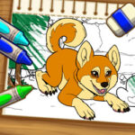 Play Game Color Me Pets 2