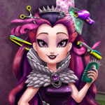 Play Game Dark Queen Real Haircuts