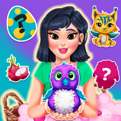 Play Game Fantasy Pet Spell Factory