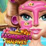 Play Game Fashionista Maldives Real Makeover