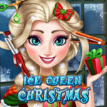 Play Game Ice Queen - Christmas Real Haircuts