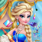 Play Game Ice Queen Party Outfits