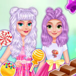 Play Game Influencers #CandyLand Fashion