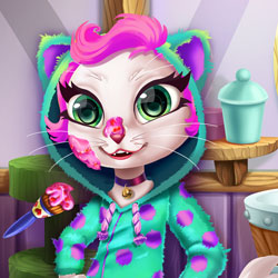 Play Game Mia's Real Makeover