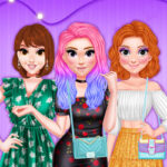 Play Game #OOTD Floral Outfits Design