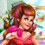 Play Game Victoria Retro Real Makeover