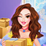 Play Game #Vlogger Beauty Boxes Unboxing