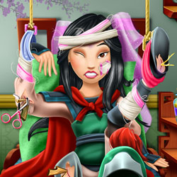 Play Game Warrior Princess Hospital Recovery