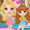 Dress Up Game: Baby Abby Funny Crafting Day