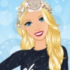 Dress Up Game: Barbie Glam Queen