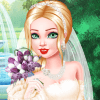Dress Up Game: Celebrities Couture Wedding Dress