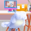 Dress Up Game: Cinderella Home Office