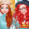 Dress Up Game: Design My Cosy Sweater