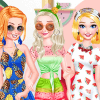 Dress Up Game: Fruity Fashion Style