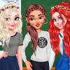 Dress Up Game: My Back To School Nails Design