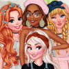 Dress Up Game: My Spring Flat Shoes Design