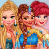 Dress Up Game: Princesses Costume Party