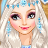 Dress Up Game: Princesses Eloping In Style