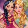Dress Up Game: Princesses Enchanted Fairy Looks