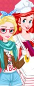 Play Princess New Years Resolutions Game