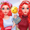 Dress Up Game: Red Riding Hood Fashionista