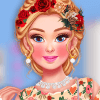 Dress Up Game: Romantic Blouse Style
