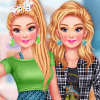Dress Up Game: The New Girl In School